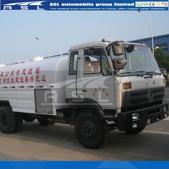 China Best 8CBM Water Jetting Trucks exported to Congo
