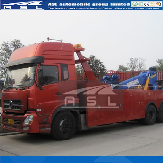 Heavy Duty Dongfeng Truck Tow Wreckers preferred auto repair shop