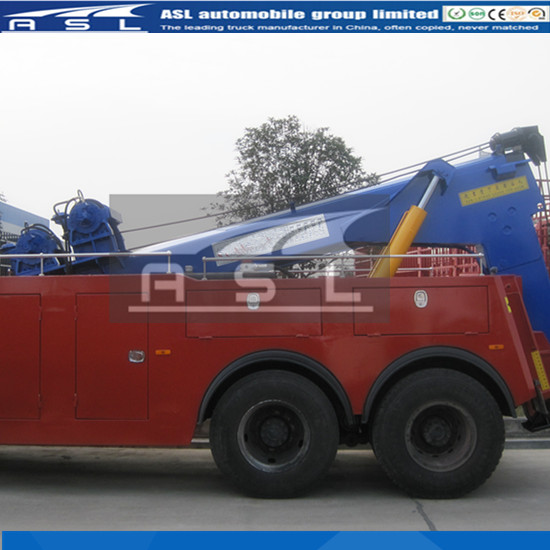 10wheels Dongfeng 10T Towing Trucks have been on the national bulletin directory