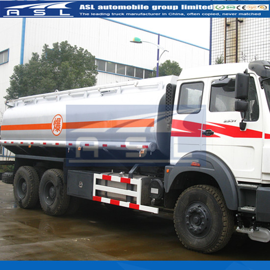 Beiben 15000Liters 10wheels Oil Tanker Trucks can be qucik delivery