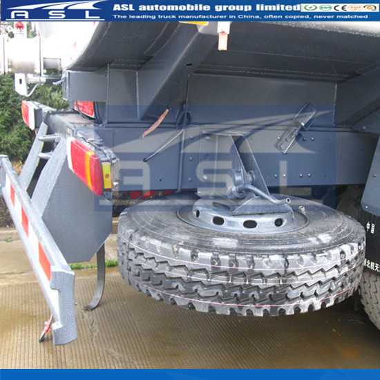 Top China Beiben 10wheeler Tanker Trucks have spare tire