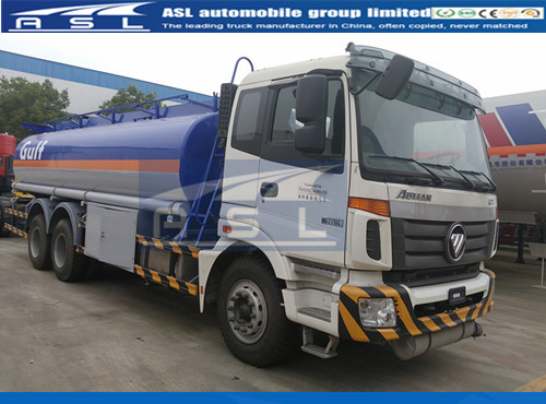 FOTON AUMAN 10Wheelers Oil Tanker Trucks ship truck to Mombasa port
