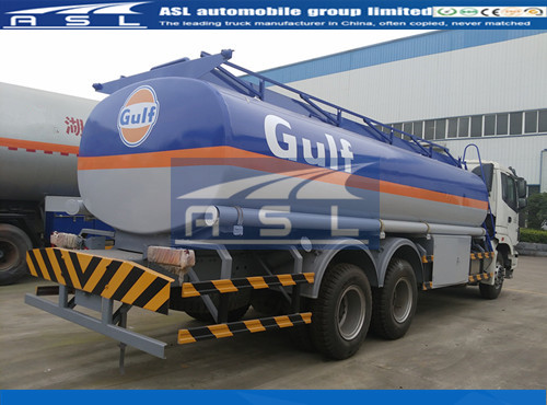 Cheap China FOTON 18000Litres Tank Trucks purchased by Malawi clients