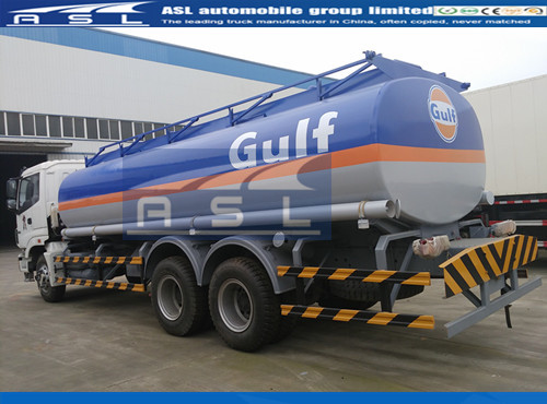 Best China FOTON Fuel Tank Trucks export to Africa