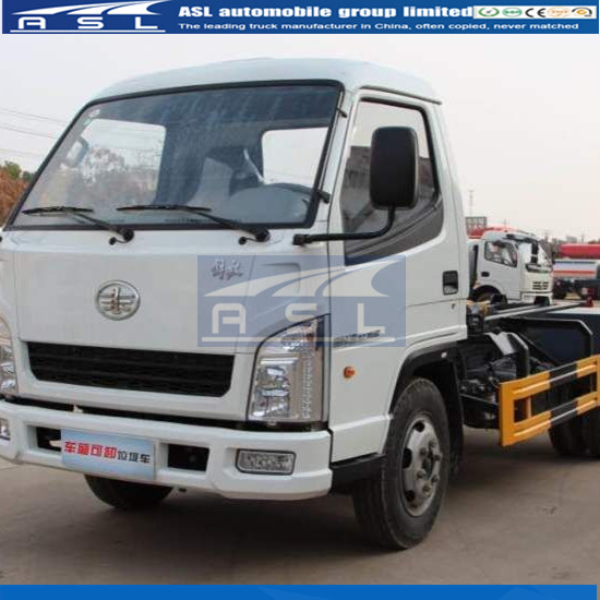 China 2Tons Hook Loader Suppliers produce best trucks