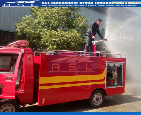 Best China Fire Fighting Truck Manufacturers ship truck to Middle Asia countries