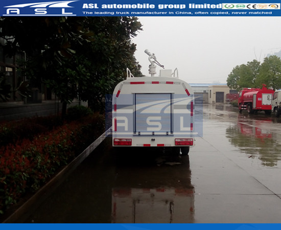 Best China Rescue Trucks For Sale to Brunei