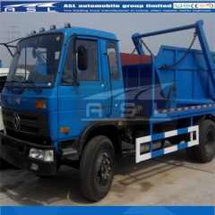 China Skip Loader Trucks Suppliers export truck to Tajikistan
