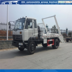 Dongfeng Kingrun 12Tons Skip Loaders export to turkmenistan