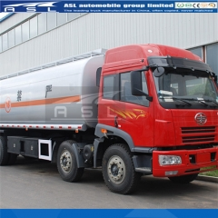 Heavy Duty FAW 12 Wheels Tanker Trucks