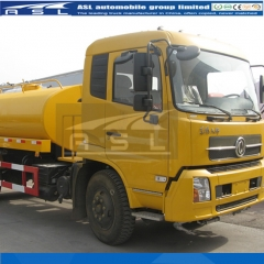 China 10CBM FOTON Water Tank Trucks export to Guyana