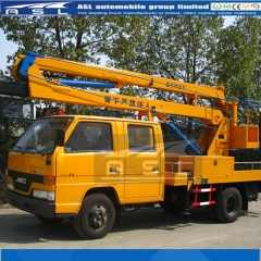 New Telescopic Aerial Platforms export to Cambodia