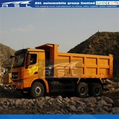 Beiben 10Wheels Heavy Duty Tippers export to Kyrghyzstan