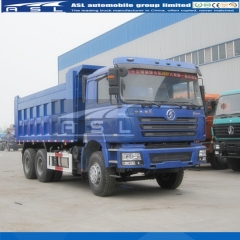 Shacman F3000 10Wheels Dump Trucks export to Turkmenistan