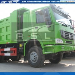 20Tons Sinotruk Heavy Duty Dumpers export to Kuwait