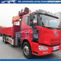 China Truck Mounted Articulating Cranes export to Bhutan