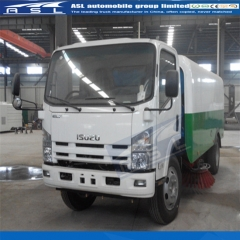Isuzu 700P 5Cbm Road Sweepers export to Equatorial Guinea