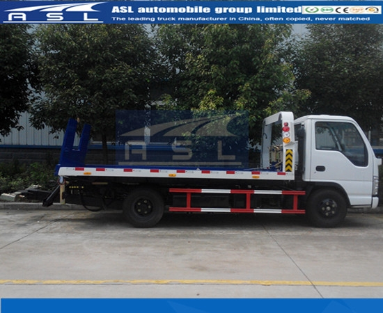 New ISUZU NKR 3Tons Truck Tow Wreckers Suppliers