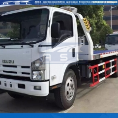5T Isuzu 6Wheels LHD Safety Loaders bought by Nepal clients