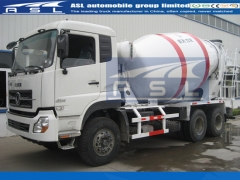 Dongfeng 9cbm Concrete mixer truck purchased by Zambia clients