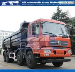 Heavy duty Dongfeng 25Tons dump trucks export to Bahrain