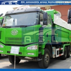 20Tons FAW 10wheels dump truck export to Oman