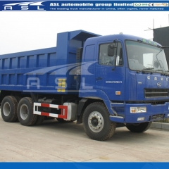 20Tons CAMC 10wheels dump truck export to Ethiopia