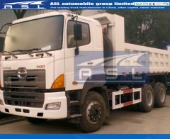 Best NIssan 20Tons Dump trucks exported to United Arab Emirates
