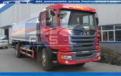 Best New 15cbm JAC Oil Tankers export to Bolivia
