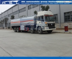 FOTON 20CBM Oil Tank Trucks welcomed by Sudan clients
