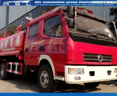 Best Dongfeng 5CBM Fire Trucks used in Congo