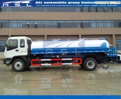 Best 10000Litres ISUZU Water Tankers ship to Oceania