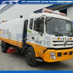 Best China 8CBM Street Sweepers purchased by Lebanon clients