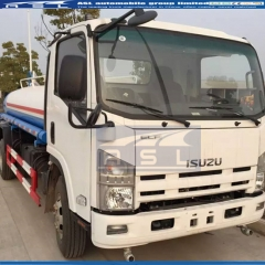 Top 5000Litres ISUZU Water Tankers ship to Surinam