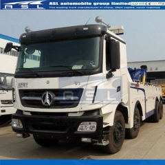Beiben 25Tons Heavy Duty Tow Trucks export to Qatar