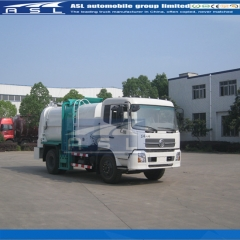 Cheap China Food Waste Trucks exported to U.A.E