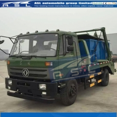 Cheap China Skip Loader Trucks export to Zimbabwe