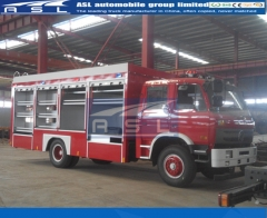 Best China 6Wheelers Rescue Fire Trucks exported to Malawi