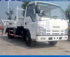 ISUZU 3Tons Skip Loaders Exported To East Timor