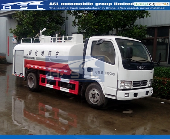 Best China 5CBM Fire Trucks used in Brunei